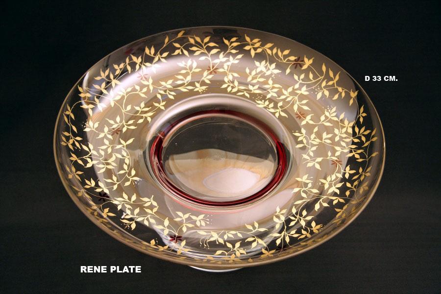 RENE PLATE D 33CM